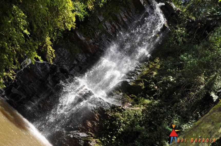 Cachoeira Antares São Thomé das Letras