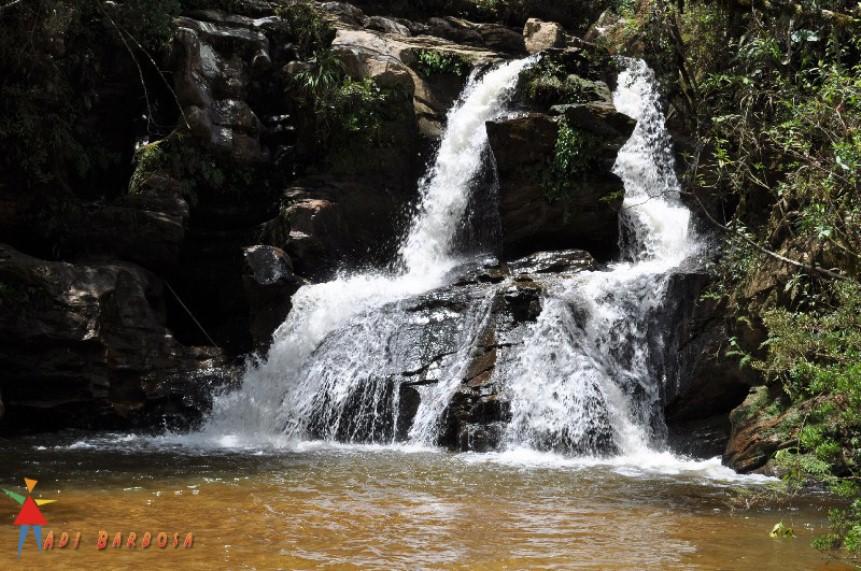 Cachoeira da Eubiose São Thomé das Letras