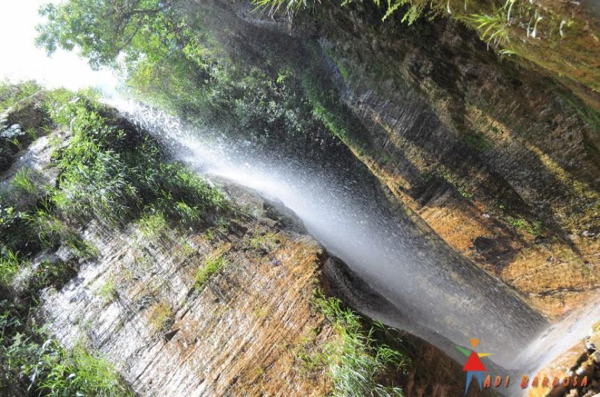 Cachoeira da Garganta São Thomé das Letras