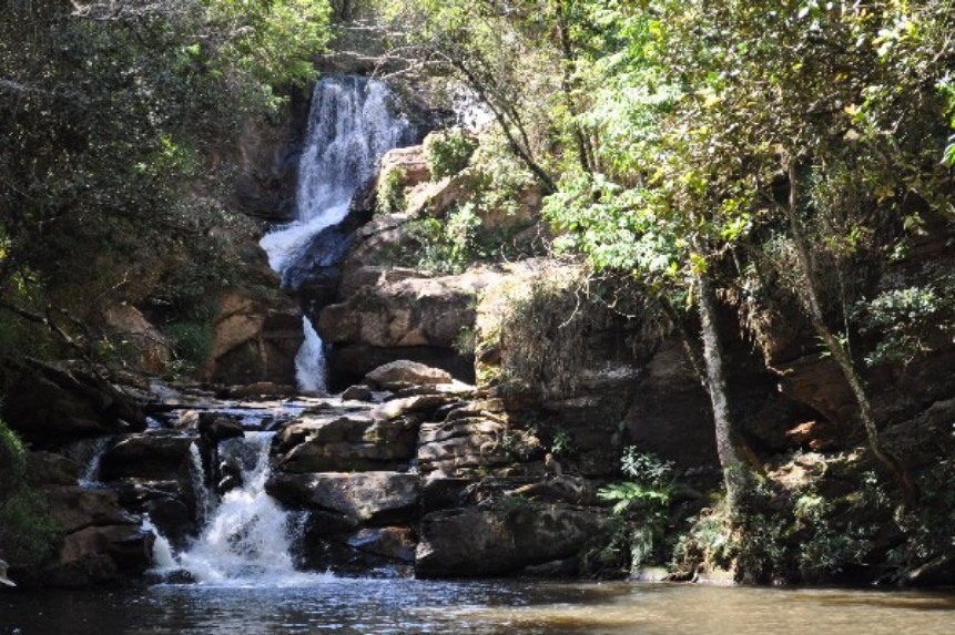 Cachoeira Véu de Noiva São Thomé das Letras